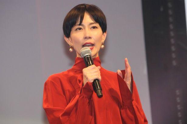新しくスタートする「Ladies For Cinema Project」に参加する木村佳乃