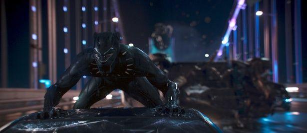 広安大橋のシーンなど、釜山でのアクションシーンが印象的だった『ブラックパンサー』