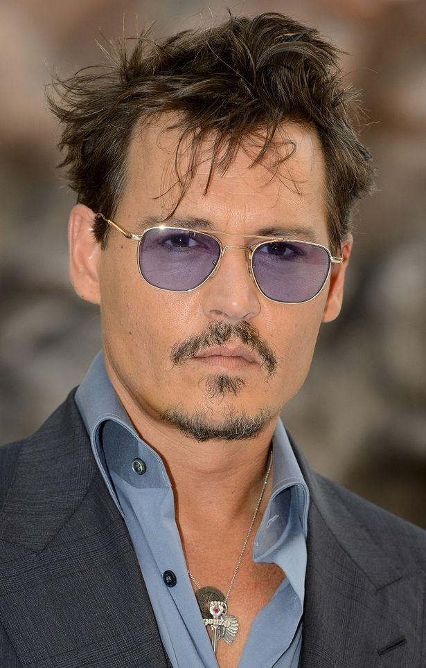 「パイレーツ・オブ・カリビアン」シリーズなどで知られる俳優のジョニー・デップ