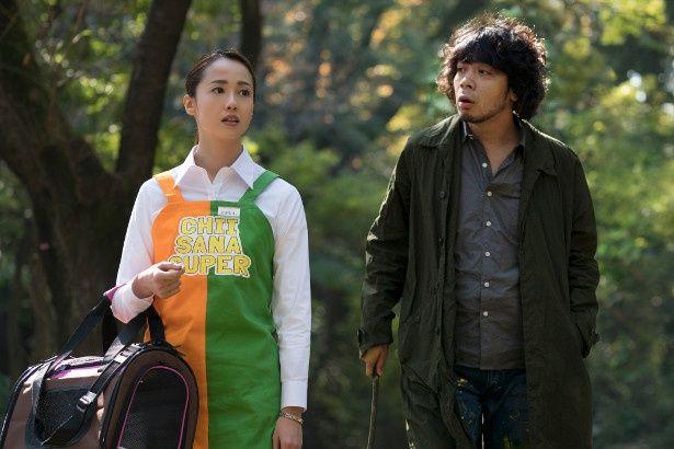 【写真を見る】沢尻エリカと峯田和伸の共演シーンはこちら