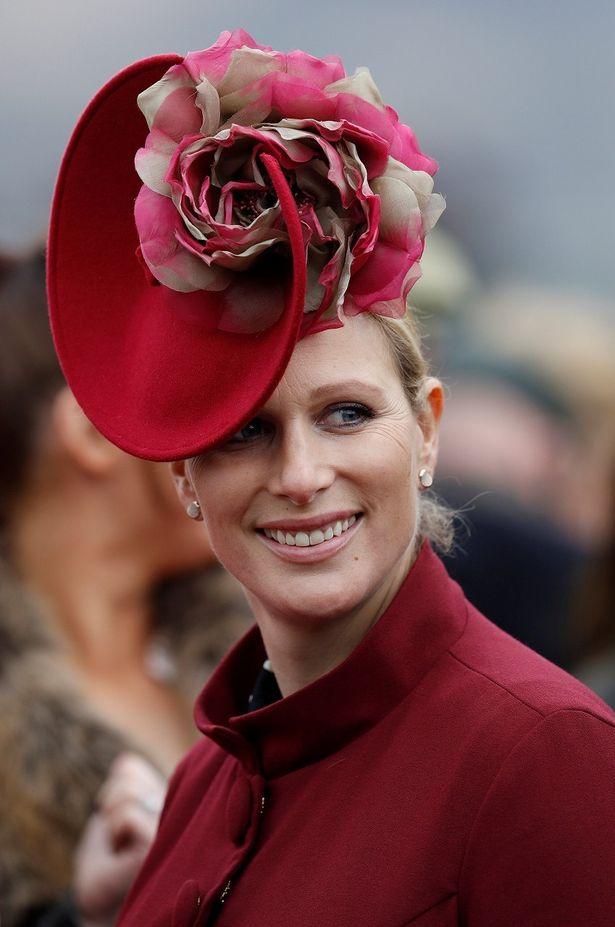 ウィリアム王子の従姉ザラ・ティンダル
