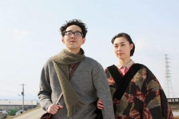 宮藤官九郎と吹石一恵が夫婦役を演じる『ゲゲゲの女房』