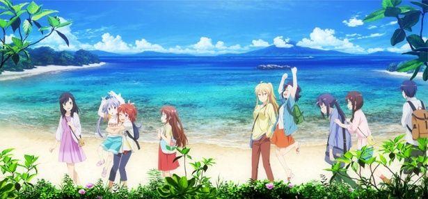 『劇場版 のんのんびより ばけーしょん』は8月25日(土)公開