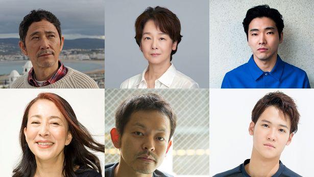 『ねことじいちゃん』に実力派俳優が集結!