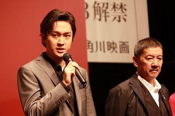 渡辺大、奥田瑛二が刑事役でタッグ!