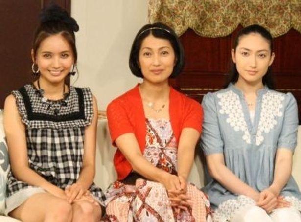三姉妹のドタバタコメディーに挑戦!