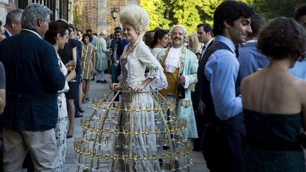 ba88dddaab676 特別な日なのにギスギスムード?『セラヴィ!』に見るフランス結婚式 ...