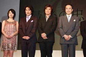 役所広司と佐藤浩市『最後の忠臣蔵』でがっつり共演して感激!