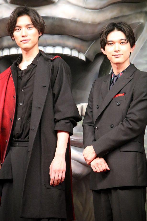 福士蒼汰と吉沢亮の「仮面ライダーフォーゼ」コンビが『BLEACH』で共演