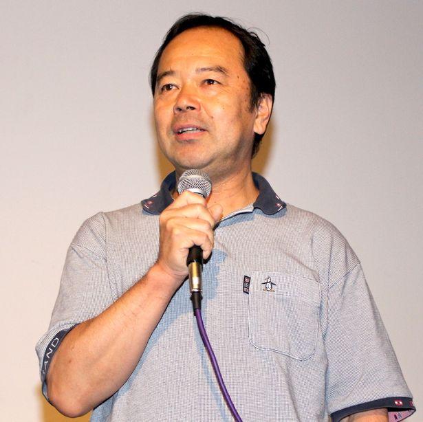 プロデューサーの諏訪道彦