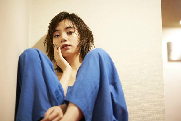 ミステリアスなヒロイン・八雲御子役に扮した池田エライザ