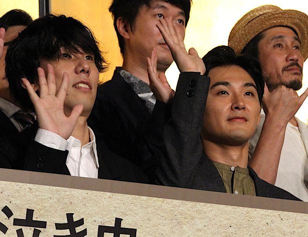 野田洋次郎が「龍平らしい」エピソードを暴露!