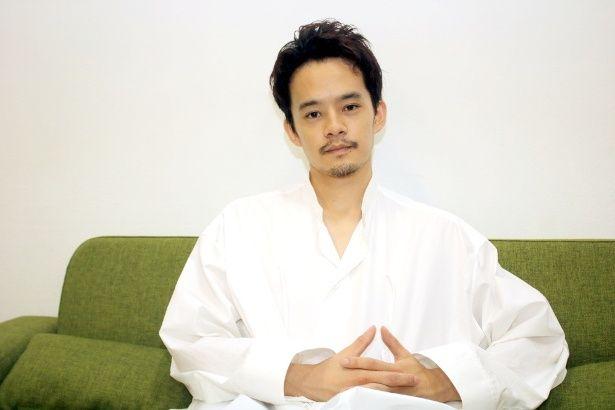 日本映画に対する熱い想いを語ってくれた池松壮亮