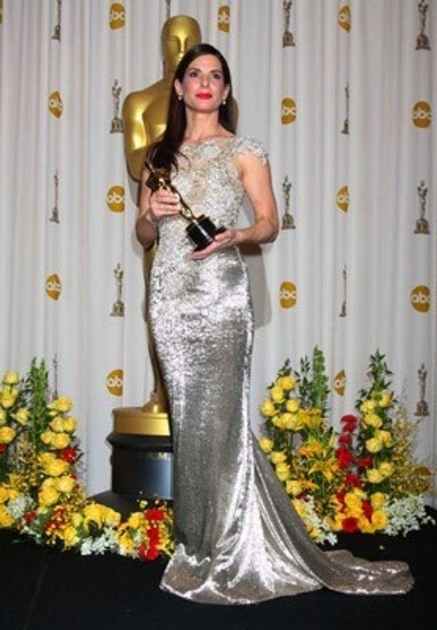 2010年のアカデミー賞で主演女優賞を受賞したサンドラ・ブロック