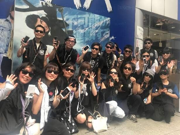 """7月13日(金)「イーサン・ハントの日」に、渋谷の街を舞台にした世界初の音声ARスパイゲームイベント""""渋谷フォールアウト""""が開催された"""