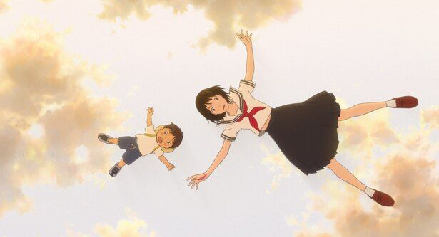 くんちゃんとミライちゃんは時空をこえる不思議な冒険へ!