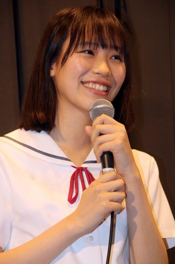 『志乃ちゃんは自分の名前が言えない』で主演を務めた南沙良