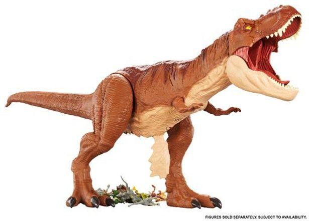 【写真を見る】全長約105cm超!あの人気恐竜のデカすぎなフィギュアが発売中!