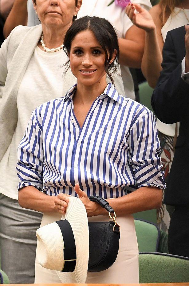 メーガン妃のファッション、立役者は友人スタイリスト?
