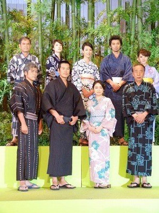 豊川悦司主演『必死剣鳥刺し』は7月10日公開