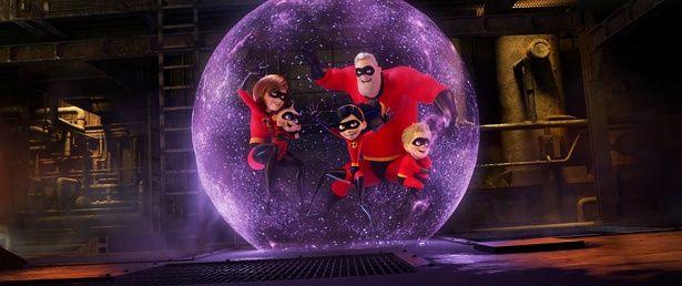 ヒーロー家族の新たな戦いが描かれる『インクレディブル・ファミリー』は8月1日(水)より公開