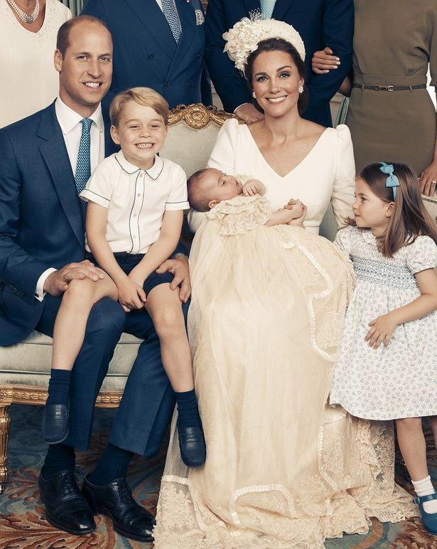 5歳となったジョージ王子の写真が話題に