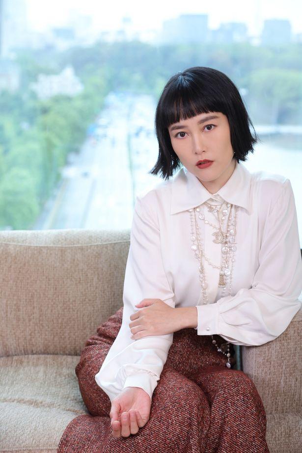菊地凛子、話題の海外ドラマに大抜てき!