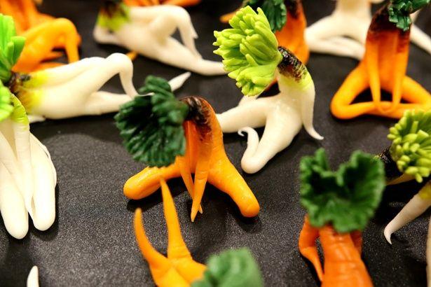 「せくすぃ~おすわり野菜」(音波屋)