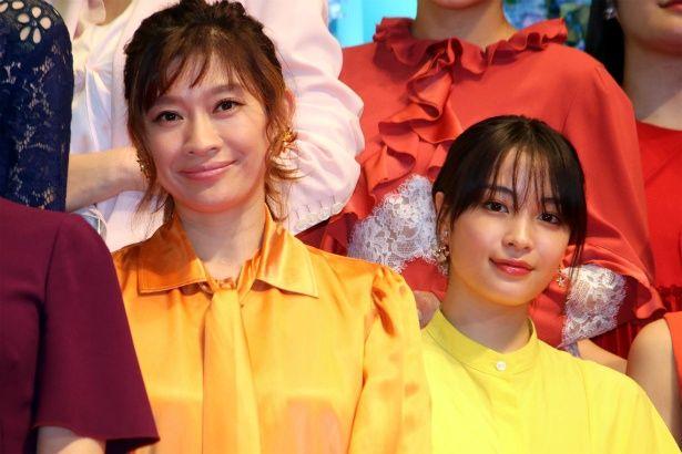 『SUNNY 強い気持ち・強い愛』で同じ役を演じた篠原涼子と広瀬すず
