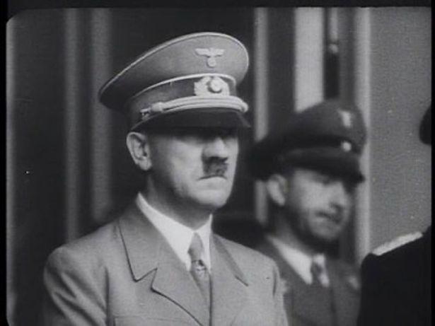 独裁者ヒトラーの動向など、貴重な記録映像満載のドキュメンタリーがスクリーンに登場
