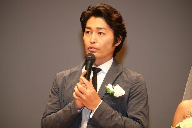 42歳の童貞男・宍戸岩男役の安田顕