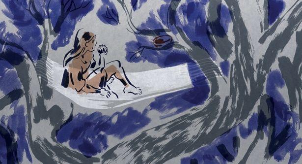 """まるで水墨画のような手法は""""クリプトキノグラフィー""""と呼ばれる監督が生み出したもの"""