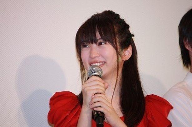 アリエッティ役の志田未来は、アフレコに初挑戦した