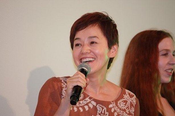 今日が53歳の誕生日だったアリエッティの母・ホミリー役の大竹しのぶ