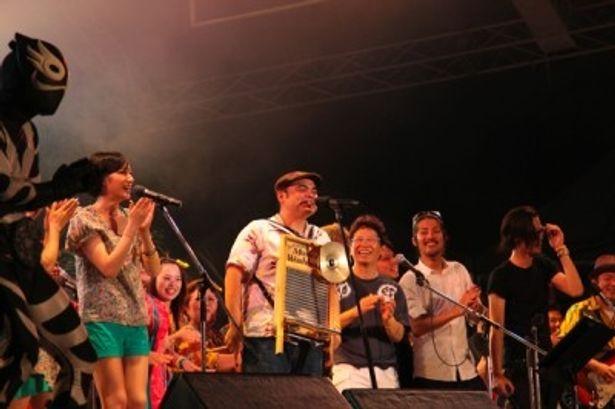 開催10年目を迎えたピースフルな音楽イベント「うたの日コンサート」