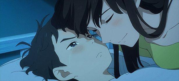 気さくで胸の大きなお姉さんは、アオヤマ君の憧れの人