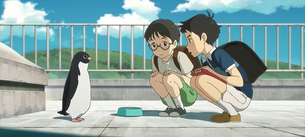 『ペンギン・ハイウェイ』は大ヒット公開中!