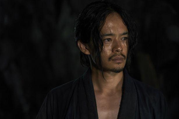 才気あふれる浪人を演じた池松壮亮。トロント国際映画祭では出演作『万引き家族』も上映される
