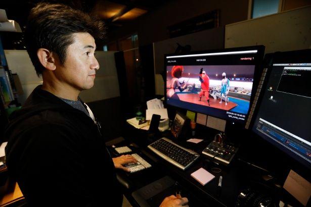 『インクレディブル・ファミリー』でアニメーターを務めた原島朋幸