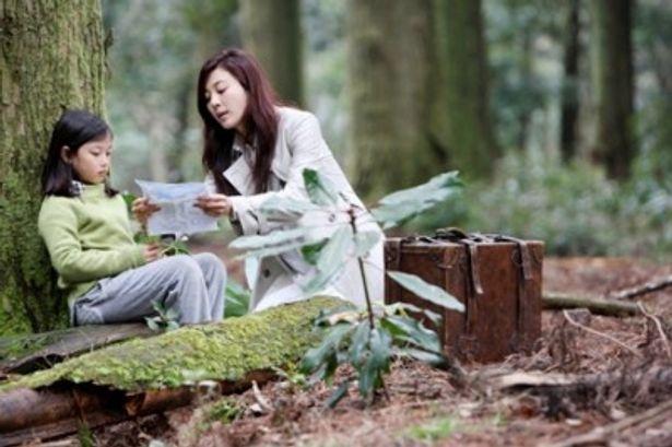 韓国の人気女優・キム・ハヌルが主演を務める「楽園」