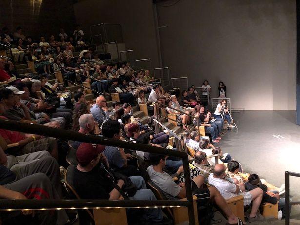 【写真を見る】『カメ止め!』旋風がLAに上陸!上映劇場には200人もの観客が来場