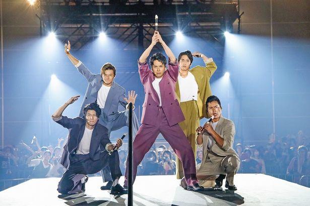 「HiGH&LOW」スペシャルイベントに豪華メンバーが大集結!