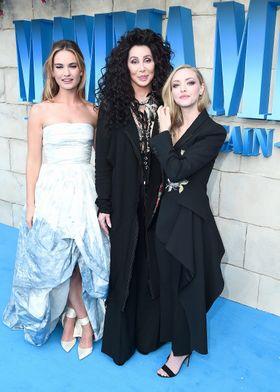 アマンダ、リリー、シェールが語る『マンマ・ミーア!』新作の必見ポイントは?
