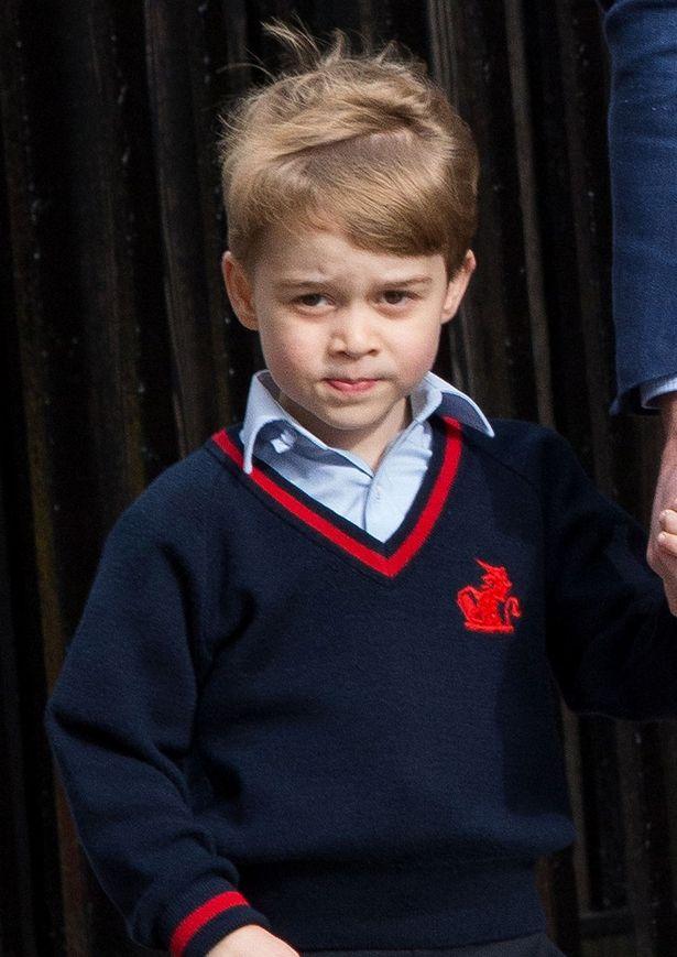 ジョージ王子、9月から1年生に!