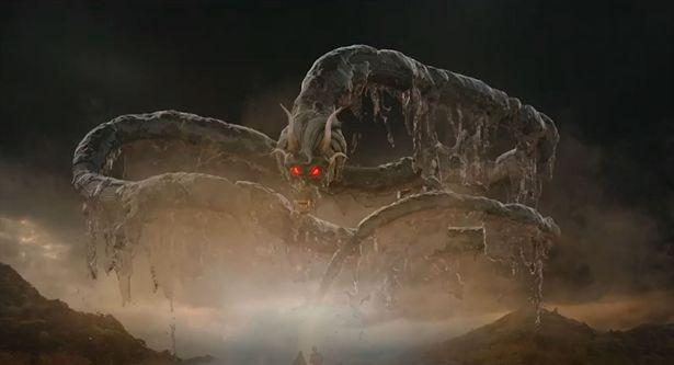 確実にどこかで見たことある神っぽい龍