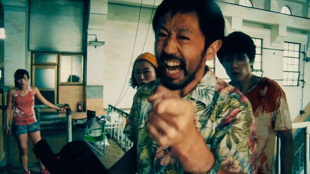 韓国での上映も開始となった『カメラを止めるな!』