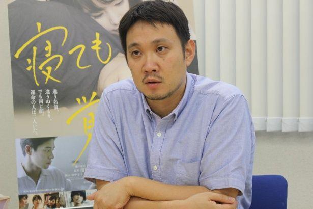 『寝ても覚めても』で商業映画監督デビューを果たした濱口竜介監督
