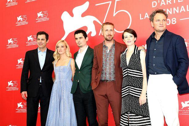 『ファースト・マン』ワールドプレミアで第75回ヴェネチア国際映画祭が開幕!