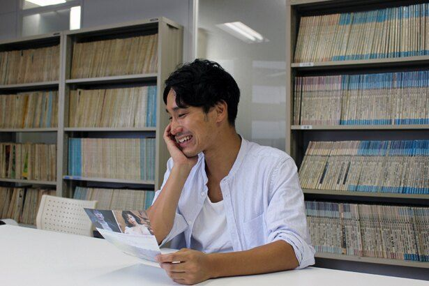 6月に公開された滝川広志(コロッケ)主演の『ゆずりは』にも出演&製作で参加。映画に携わる機会が増えてきた前田けゑ