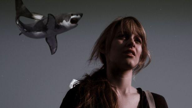 【写真を見る】空からサメが降るって、どういうこと!?